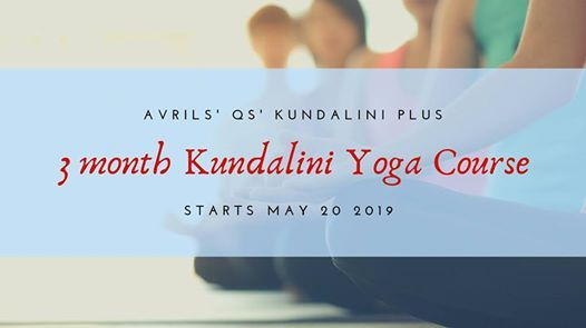 3 Month Kundalini Yoga Course