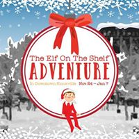 The Elf on the Shelf Adventure in Knoxville