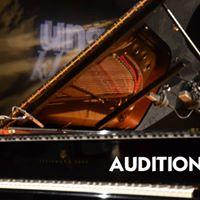 Auditon til musikkonkurransen Ung klassisk talent 2018