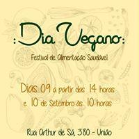 Dia Vegano Festival de Alimentao Saudvel.