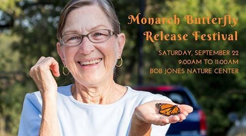 Annual Monarch Butterfly Festival