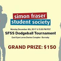 SFSS Dodgeball Tournament
