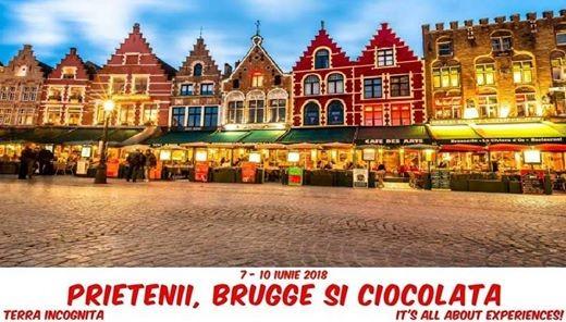 Prietenii Brugge si Ciocolata