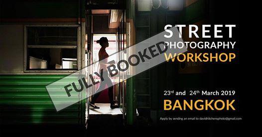 Street Photography Workshop Bangkok