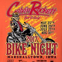 August 2017 Bike Night (MHS Football Team)