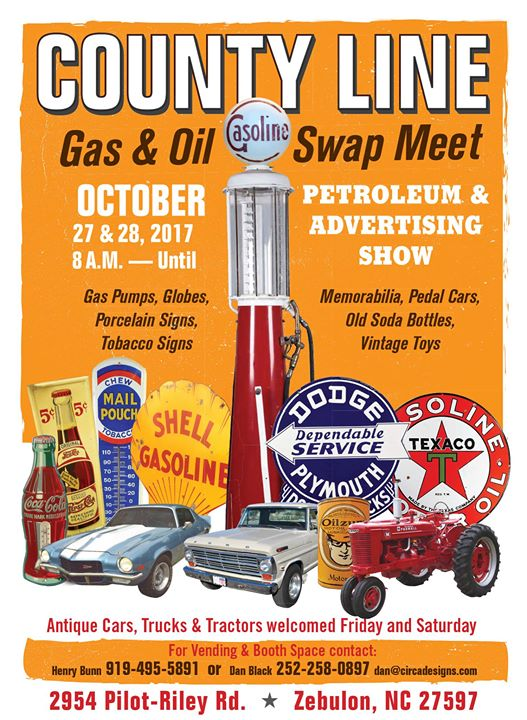 County Line Gas & Oil Swap Meet