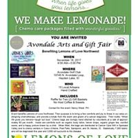 Avondale Arts and Gift Fair