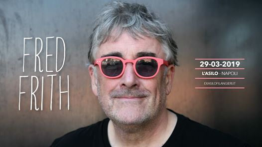 Fred Frith in concerto