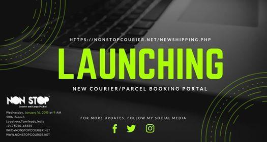 Online-booking Portal Launching