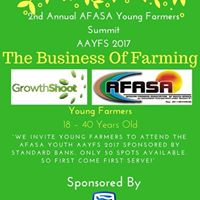 2nd Annual AFASA Young Farmers Summit (AAYFS) 2017