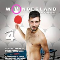 Wonderland vs Steamworks - Ping Pong Pool