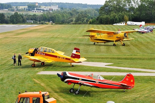 Flugtag 2017 60 Jahre Flugplatz AuerbachV.