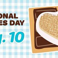 National Smores Day - Liberal
