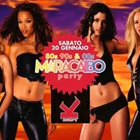 Maracaibo &amp Coyote UGLY Party Kogins - Sabato 20 Febbraio