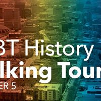 LGBT History Walking Tour Red Lights and Civil Rights