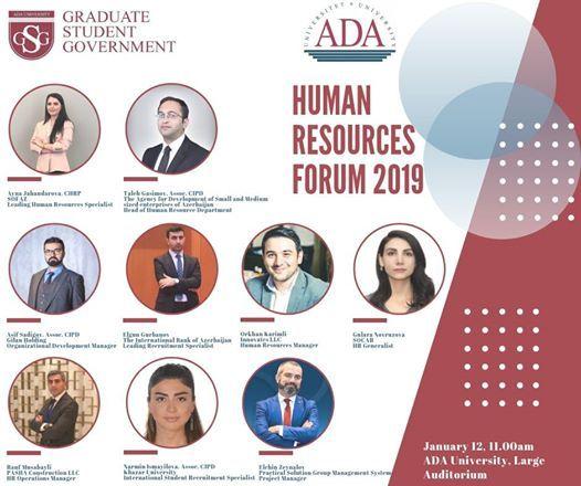 Human Resources Forum 2019