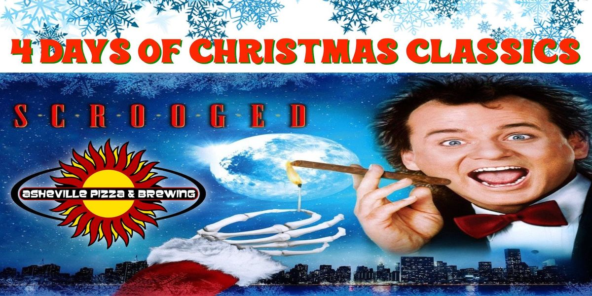 4 Days of Christmas Classics -- SCROOGED (30th Anniversary)