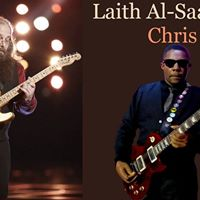 Laith Al Saadi and Chris Canas Band DreamMakers Theater
