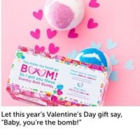 Love is the Bomb&quot Valentine Card Making Party