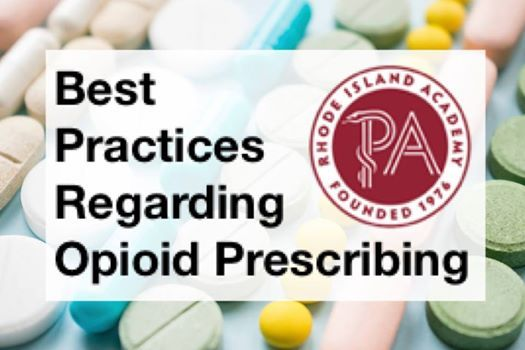 Opioid CME - Alternatives to Opioid Prescribing