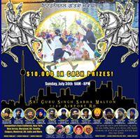 Yudh 2017 International Gatka Tournament Toronto Canada 15th Ani