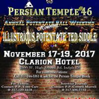 Persian Temple 46 2017 Potentate Ball Weekend