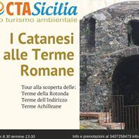 Tour alla scoperta delle Terme romane di Catania