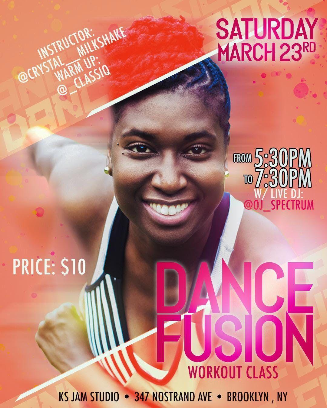 Milky Saturdaze Presents Dance Fusion