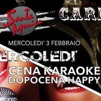 Mercoled 3 Febbraio - IL MERCOLED CARNIVAL CIRCUS - SANTA MONICA