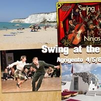 Swing at the Temples - Agrigento 456 agosto