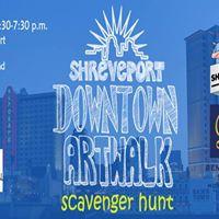 Shreveport Downtown Scavenger Hunt