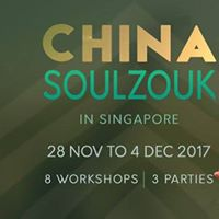 ZoukRUSH with &quotChina Soulzouk&quot in Singapore