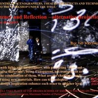 Transparency and Reflection  alternative projection surfaces