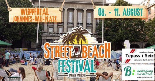 Wuppertal Karibisch  Das Street Beach Festival