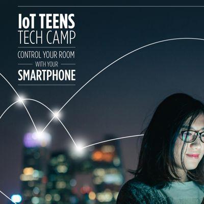 IoT Teens Tech Camp - Junho_2019