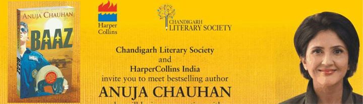 Meet the Author Anuja Chauhan