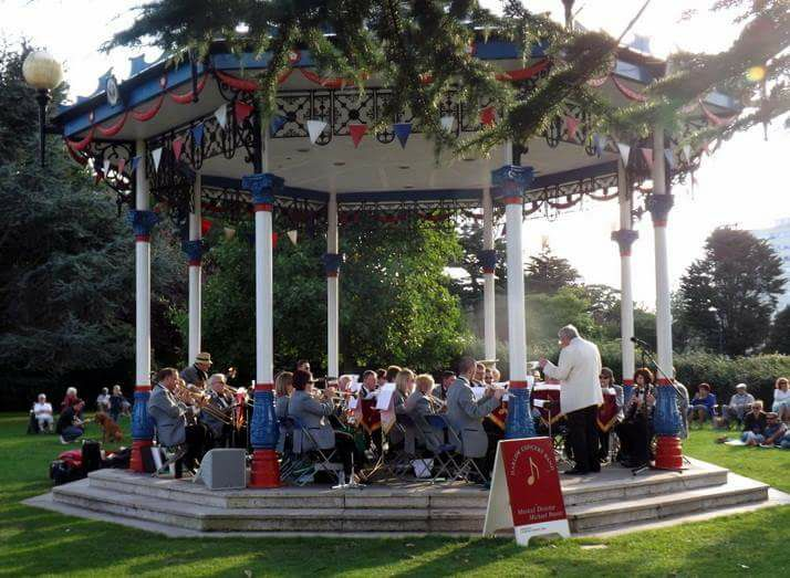 Music In The Park - Southend Bandstand Sunday 23rd September 2018