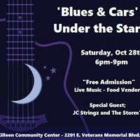 Blues and Cars Under the Stars