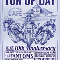 Ton Up Day 10th Anniversary