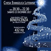 Concerto di natale in beneficenza