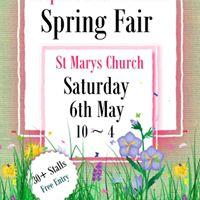 Shrewsbury Spring Fair