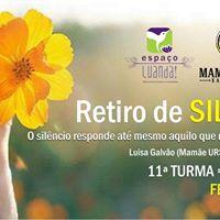 Retiro de Silncio Fertilizao com Mame Ursa
