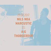 Nils Noa &amp Marcustic  AG Thorgerdur &amp Nordiks (OsloGround)