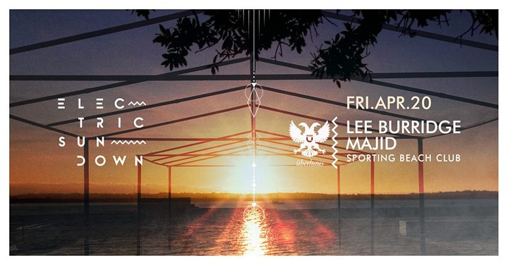 Electric Sundown presents Lee Burridge