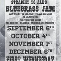 September Bluegrass Jam