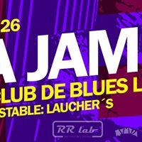 La Jam del Club del Blues local de Berln presenta Especial Toto