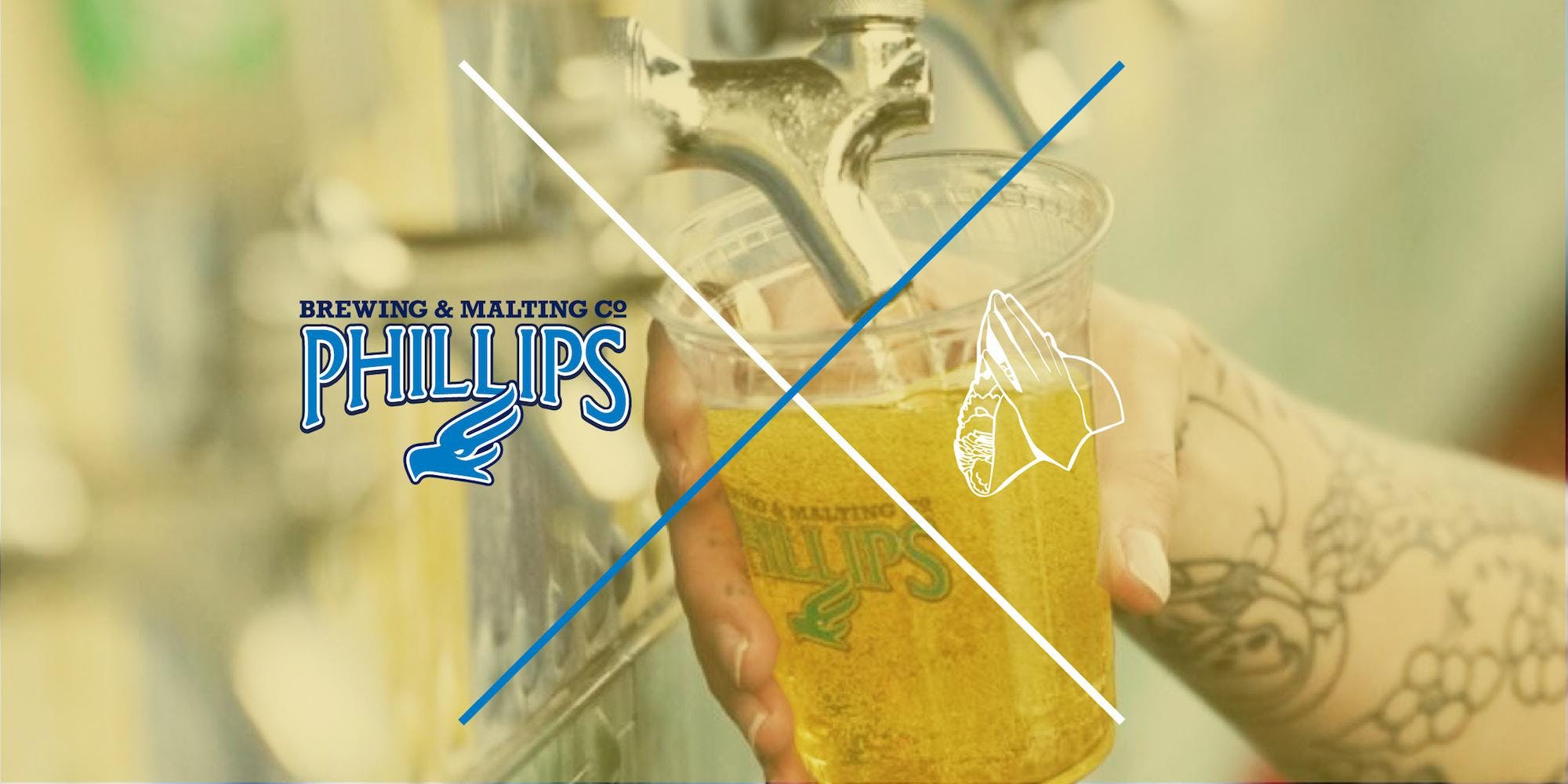 Tacofino Beer Dinner Series Phillips Brewing & Malting Co.