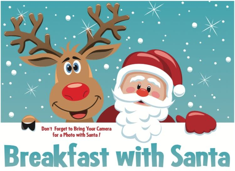 Breakfast With Santa Coming Soon At The New Center At Northeast