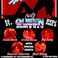 Party Queen Presents Red Light Special