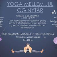 Yoga mellem Jul og Nytr